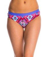 Reebok Zamora Ruthie Reversible Hipster Bikini Bottom