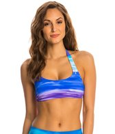 Reebok Summer Sky Lexy Sports Bra Bikini Top