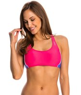 Reebok Lifestyle Solids Natasha Sports Bra Bikini Top