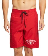 Waterpro Men's Lifeguard Cargo Trunk Swimsuit