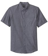 Oakley Men's Foundation Woven Short Sleeve Shirt