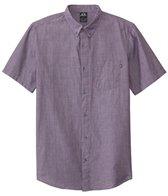 Oakley Men's Foundation Woven Short Sleeve Shirt