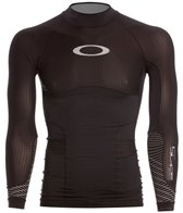 Oakley Men's Blade Razor Pro Long Sleeve Rash Guard