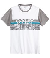 Oakley Men's Octane Palms Short Sleeve Tee