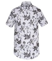 Hurley Men's Meadowlark Short Sleeve Shirt