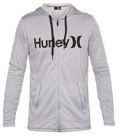 Hurley Men's Dri-Fit Lake Street Zip Hoodie