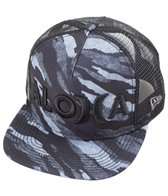 Hurley Men's Elite Flow Aloha Trucker Hat