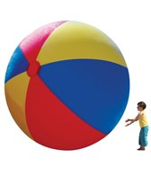 Big Mouth Toys 10' Giant Inflatable Beach Ball