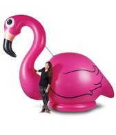 Big Mouth Toys 10' Gigantic Inflatable Pink Flamingo