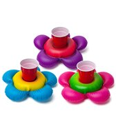 Big Mouth Toys Inflatable Pool Party Beverage Boats: Flower (3 pack)