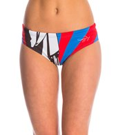 Triflare Women's Lady Liberty Sport Bikini Bottom