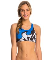 Triflare Women's Freedom Eagle Sport Bikini Top