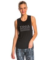 Yoga Rx Yoga Student Muscle Workout Shirt