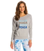 Yoga RX Yoga Workout Pullover