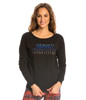 Yoga Rx Heavily Meditated Workout Pullover