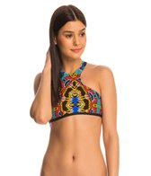 L-Space Swimwear Morrocan Dreams Haute Tank Bikini Top