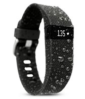 Waterfi Waterproofed Fitbit Charge HR Fitness Tracker