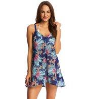 Pia Rossini Palm Beach Short Cover Up Dress