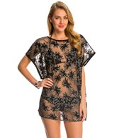 Pia Rossini Salsa Lace Cover Up Tunic