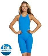 Arena Women's Powerskin Carbon Flex VX Open Back Kneeskin Tech Suit Swimsuit