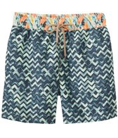 Maaji Men's Surreal Chevron Swim Trunk