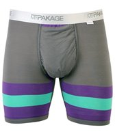 MyPakage Men's Premium Yarn Dye Mist Stripe Boxer Briefs