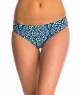 Athena Swimwear Mosaic Tile Reversible Retro Bikini Bottom