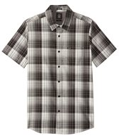Volcom Icarus Plaid Short Sleeve Shirt