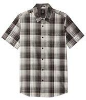 Volcom Icarus Plaid Short Sleeve Shirt