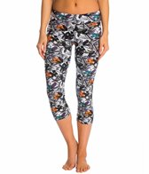 Under The Canopy Organic Molly Croppped Yoga Capris