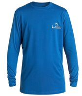 Quiksilver Boy's New Wave Long Sleeve Swim Shirt