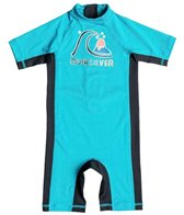 Quiksilver Kids' Bubble Back Zip Springsuit Wetsuit