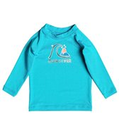 Quiksilver Infants' Bubble Long Sleeve Rash Guard