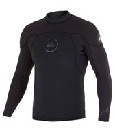 Quiksilver Men's 0.5mm Syncro Meralite Zip Free Wetsuit Jacket