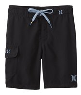 Hurley Boys' Solid One & Only Boardshort (4yrs-7yrs)