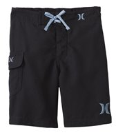 Hurley Boys' Solid One & Only Boardshort (2T-4T)