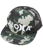 Hurley Boys' Aloha Trucker Hat (8yrs-20yrs)