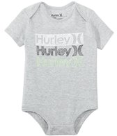 Hurley Boys' One & Only Stack Creeper Onesie (0-24mos)