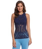 Alo Yoga Vixen Fitted Yoga Tank Top