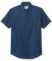 Reef Men's Diamond Short Sleeve Shirt
