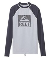 Reef Men's Rag Long Sleeve Rash Guard