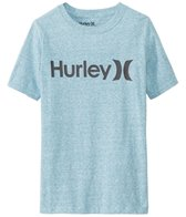 Hurley Boys' Solid One & Only S/S Tee (8yrs-20yrs)