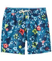 Sperry Top-Sider Floral Reef 17 Volley Short
