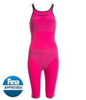 Funkita Apex Stealth Panel Locked Back Kneeskin Tech Swimsuit