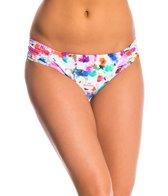 Kenneth Cole Reaction Cabana Cutie Sash Tab Hipster Bikini Bottom