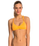 Lo Swim Thick-Braid Training Swimsuit Top