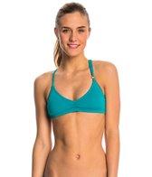 Lo Swim Thick-Braid Training Swimsuit Top
