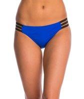 Kenneth Cole Stompin In My Stilleto's Tab Side Hipster Bikini Bottom