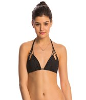 Luli Fama Swimwear Cosita Buena Reversible Triangle Bikini Top