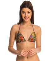 Luli Fama Swimwear Gipsy Soul Triangle Bikini Top